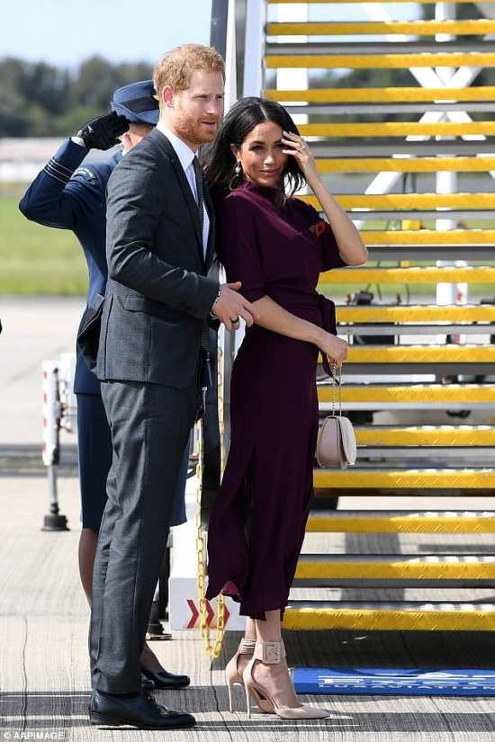 Meghan Markle's Best Pregnancy Looks