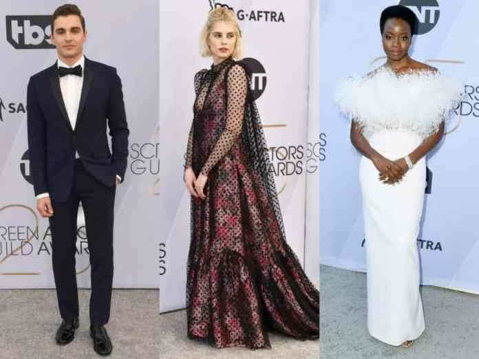 The SAG Awards are definitely a night to remember tin the fashion world - here's our pick of the best looks of the SAG Awards of this year!