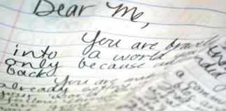 A Letter To My 16 Year Old Self