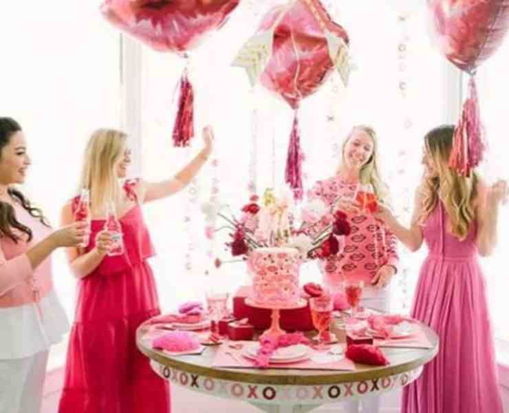 The Best Ideas To Celebrate Galentine's Day