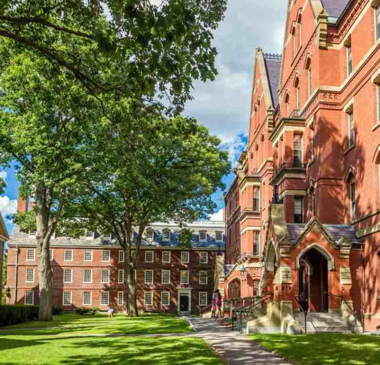 15 Famous Alumni From Harvard University