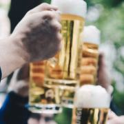 Oktoberfest was a blur of beer, food and drunk German people stumbling around. Here's how I survived the chaos that was Oktoberfest!