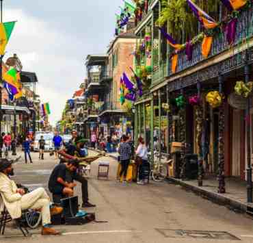 New Orleans Restaurants Perfect For Mardi Gras