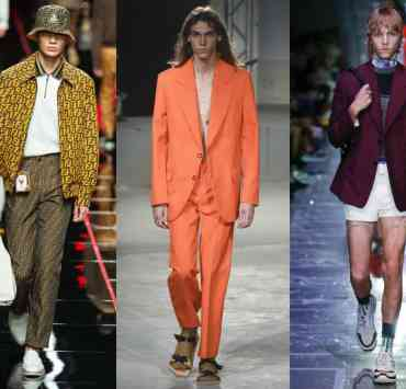 We picked out what we think are the Spring 2019 men's trends that everyone should really, really follow. Have a look and draw some inspo!