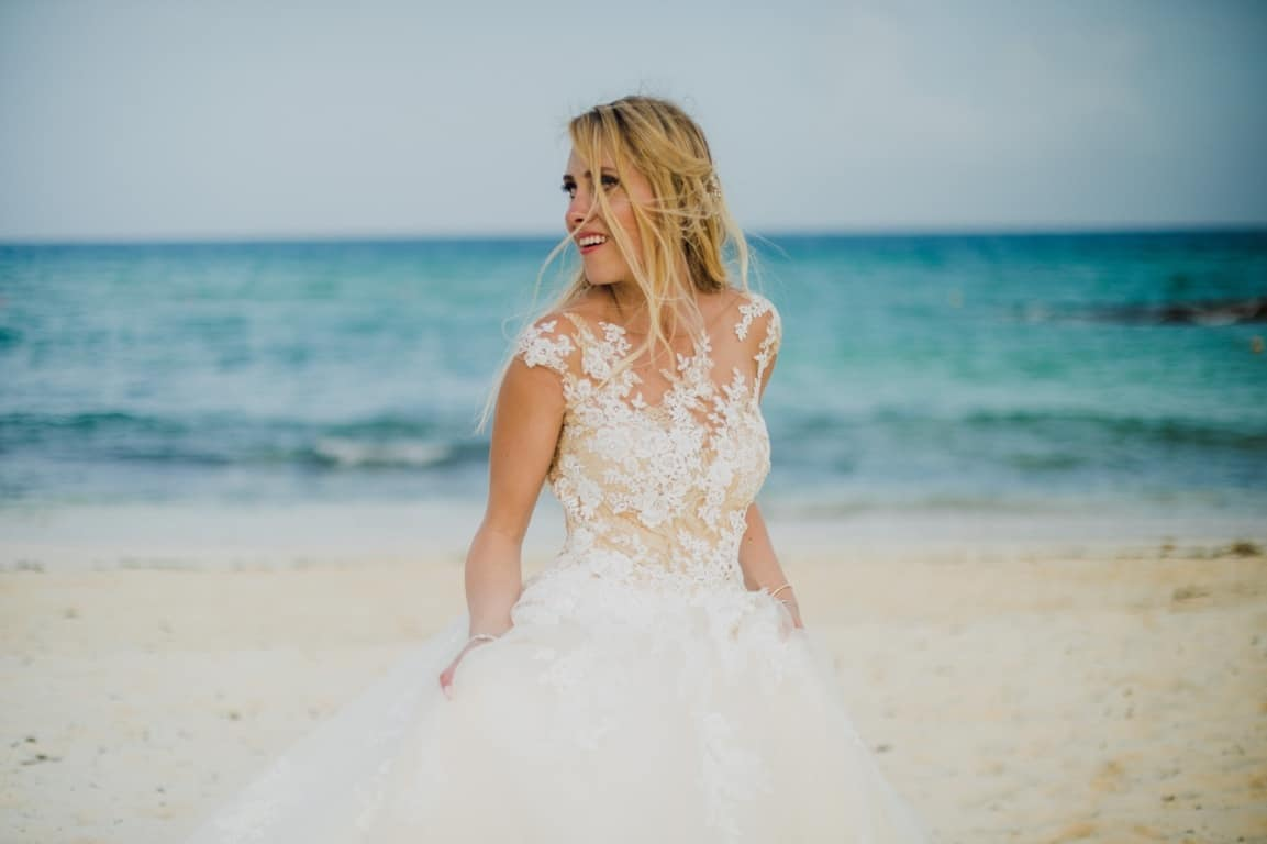 10 Beach Wedding Dresses For A Perfect Summer Wedding
