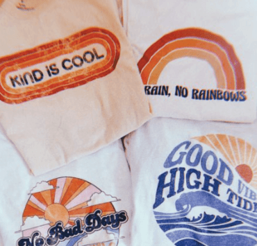 10 Graphic Tees That'll Brand You The Cool Chick