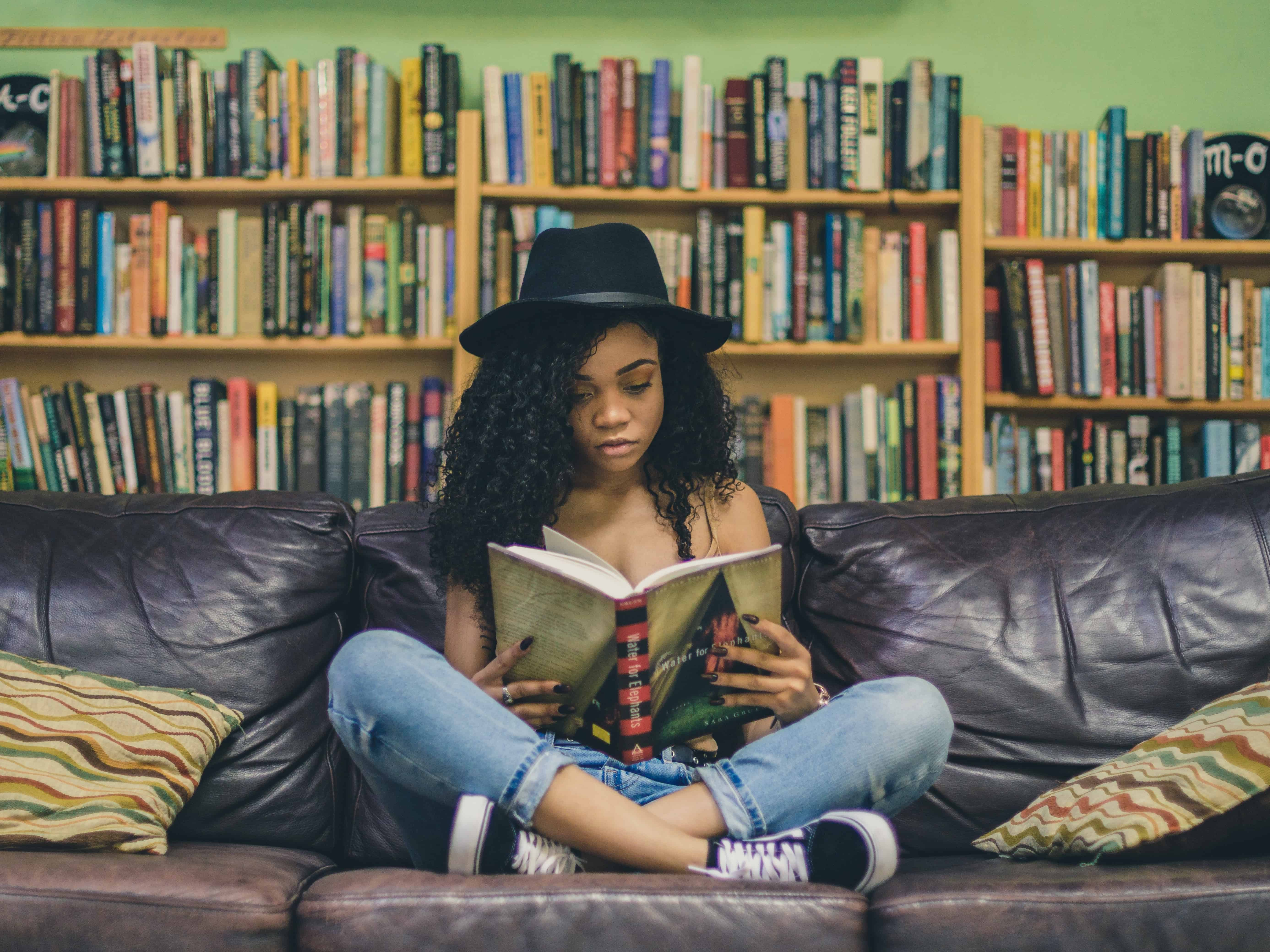 15 Signs You Love Books As Much As Breathing