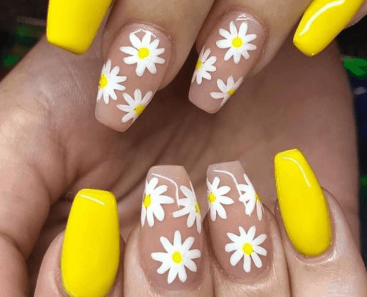 10 Summer Nail Trends From Pinterest