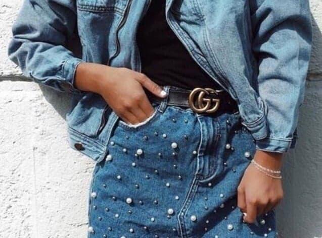 10 Denim Skirt Looks You Can Rock All Summer