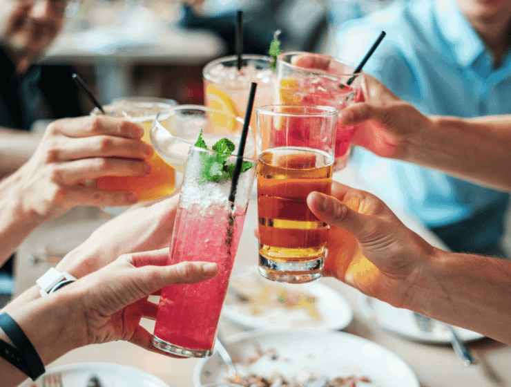 Delicious Spring Cocktails You Can Enjoy This Memorial Day