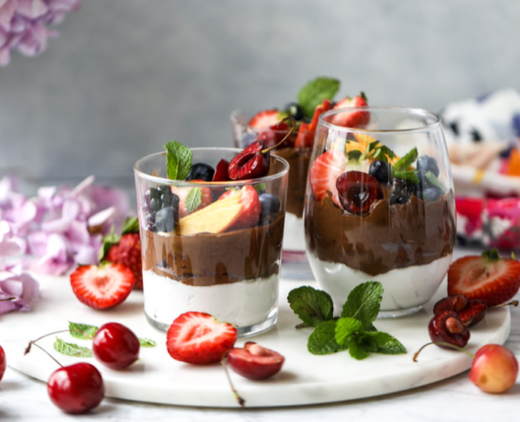 10 Healthy Dessert Recipes To Satisfy Your Inner Sweet Tooth