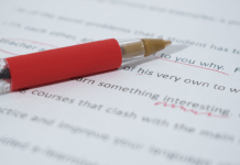 English Homework Tips For Struggling College Students