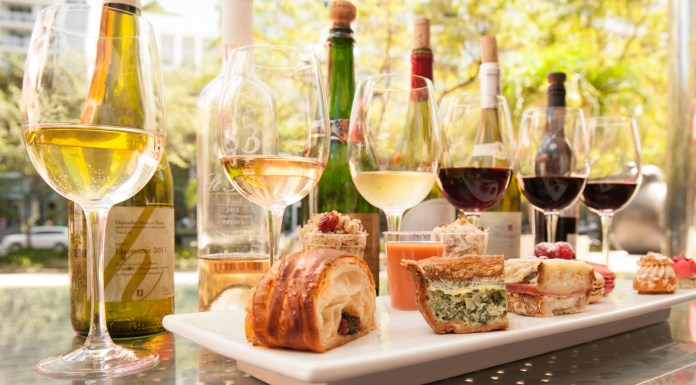 5 Great Wines And What Foods They Go Good With
