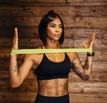 5 Exercises To Do With A Resistance Band