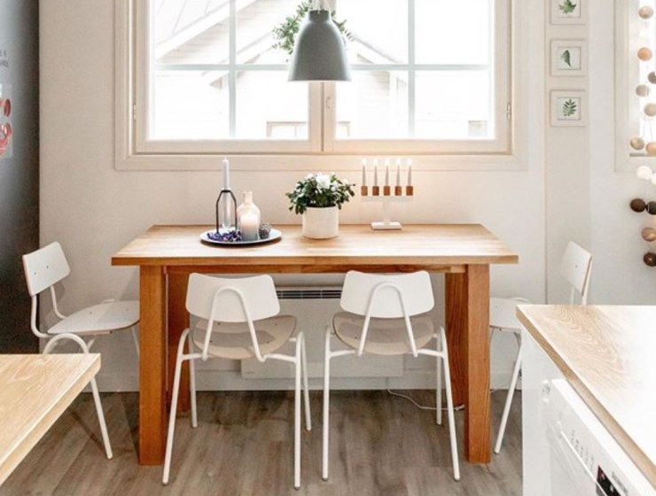 Decor Ideas For Your Kitchen Table
