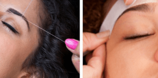 Everything You Need To Know About Threading Vs. Waxing