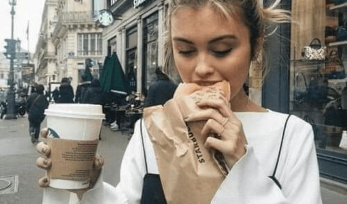Starbucks Drinks That Are Easier On Your Waistline