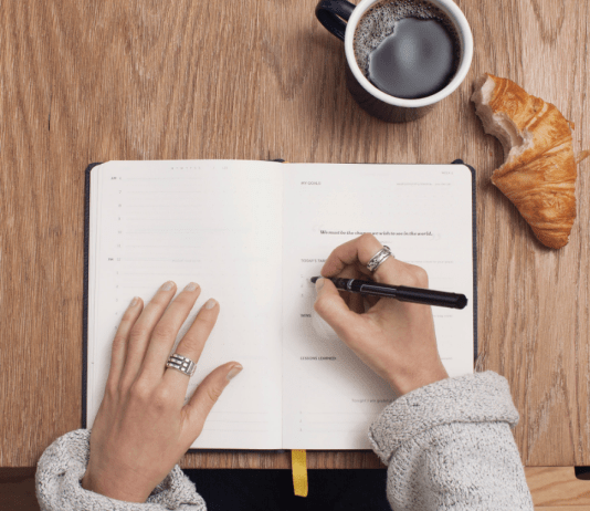 The Benefits Of Journaling Everyday