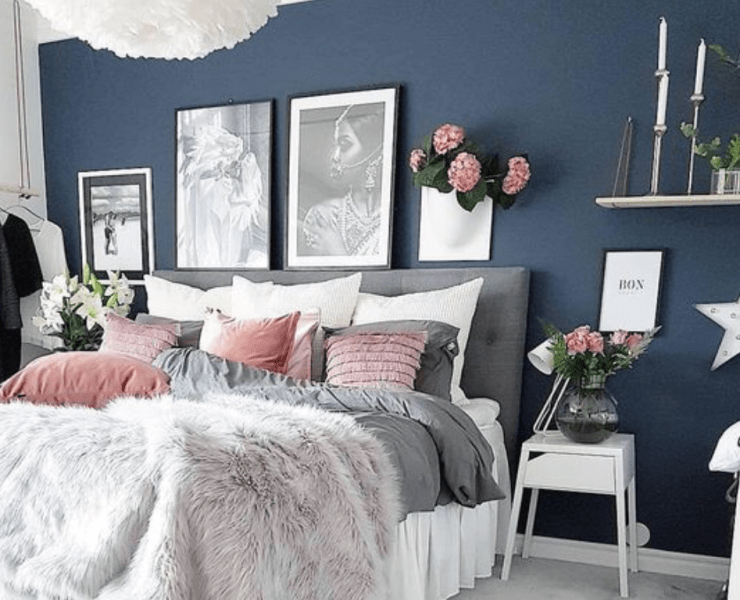 5 Decor Ideas For Your Bedroom Walls