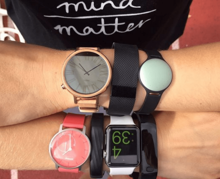 The Best Fitness Trackers Of 2019