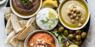 5 Ways To Make Hummus That Are Both Fun And Delicious