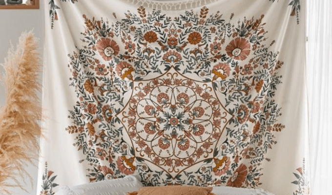 10 Wall Tapestries That You Need To Hang Up Right Now