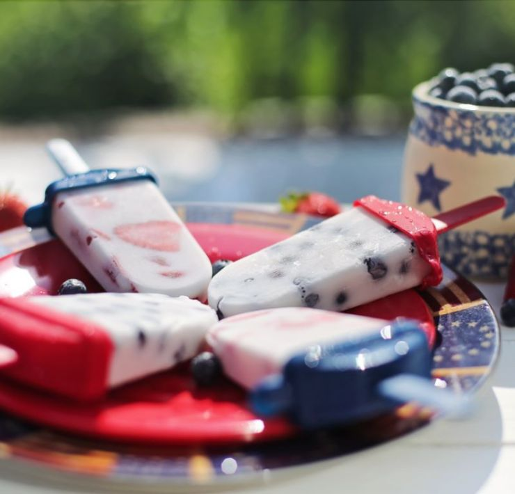 12 Red, White, And Blue Fourth Of July Recipes To Try This Year
