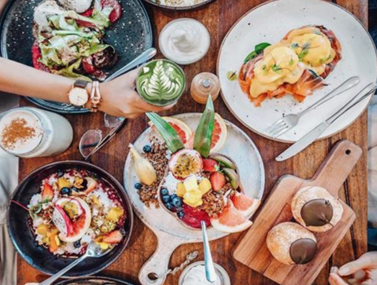 5 Simple Changes To Eat Healthier