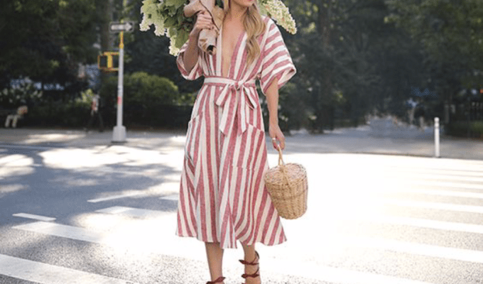 The Most Chic And Fashionable Dresses For The Summer