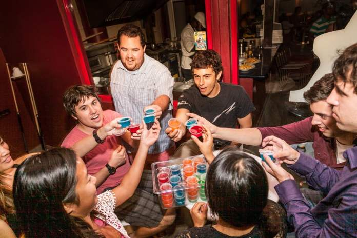 10 Top Party Colleges In The U.S.