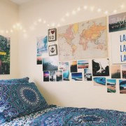 Creative Dorm Wall Decor You Need To Try For Yourself