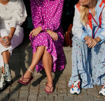 Top Shoe Styles to Wear This Summer