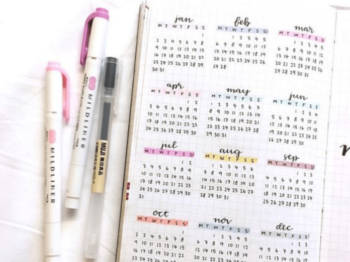 The Best Tips To Organize Your Planner And Your Life