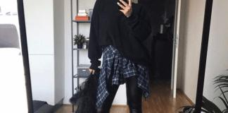 Best Way To Style Black Leggings