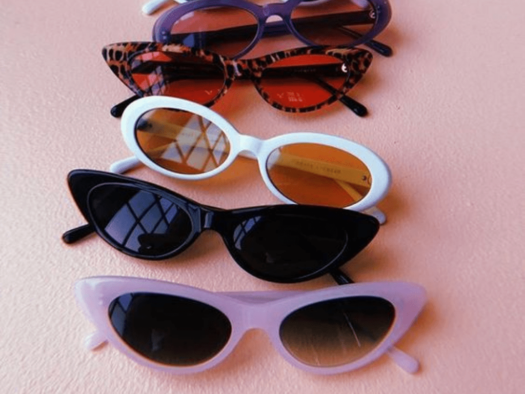 The Grooviest Sunglasses For Making A Statement