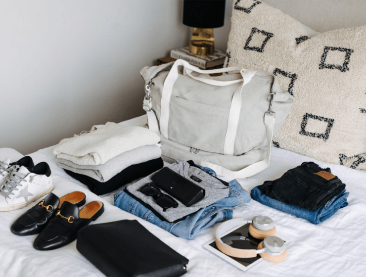 5 Bags You'll Want For Fall Break Packing