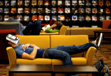 5 Places Across Campus To Take A Nap
