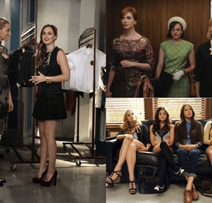 The Current TV Shows With The Best Fashion