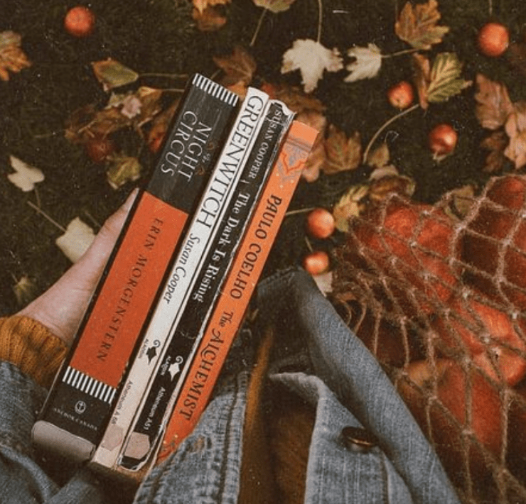 books to read, Books To Read This Fall To Get You In The Seasonal Mood