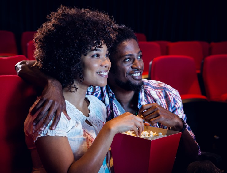 6 Ways To Spice Up A Dinner And A Movie
