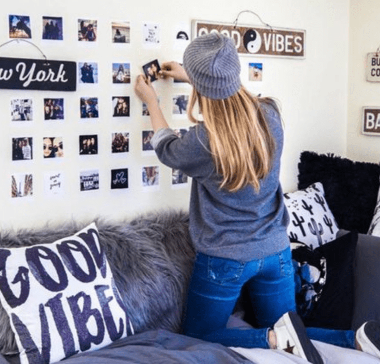 5 Simple Items To Decorate Your Dorm