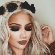 makeup, 8 Fall-Inspired Makeup Looks For A Date Night