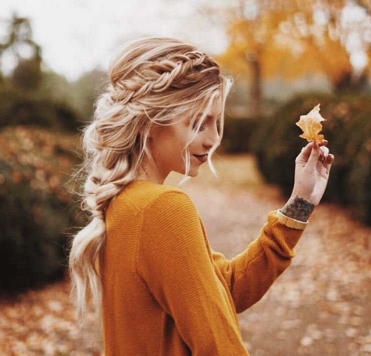 10 Hairstyles That Are Perfect For Autumn
