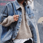 10 Ways To Wear A Jean Jacket