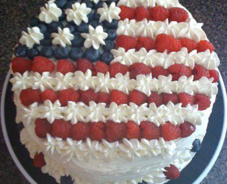 5 Fourth Of July Cake Decorating Ideas