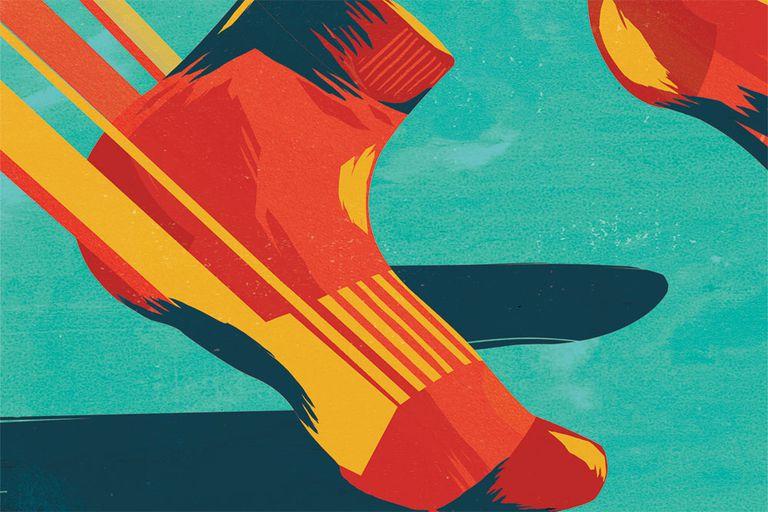 Graphic Socks, 5 Ways To Wear Graphic Socks