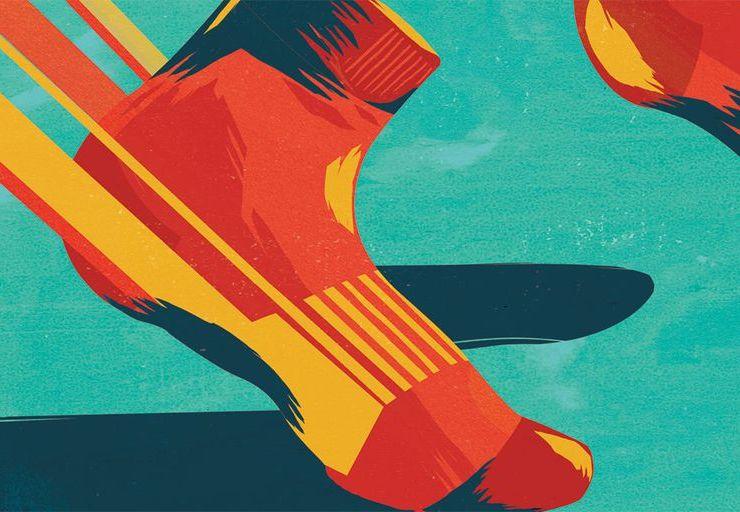 5 Ways To Wear Graphic Socks