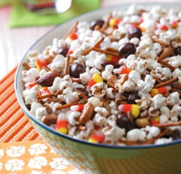 Autumn Snack Ideas That You'll Be Eating All Season Long