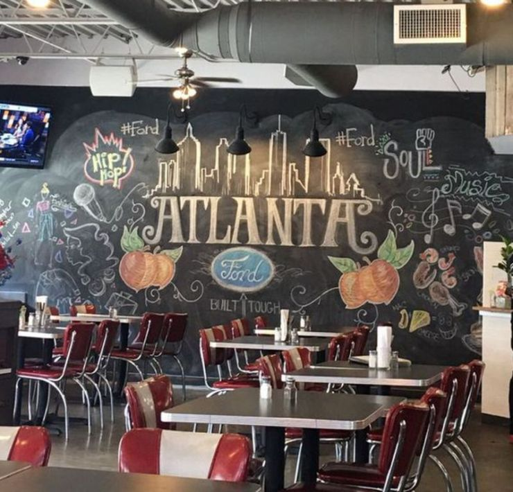 The Best Brunch Spots In Atlanta For When You're Hungover