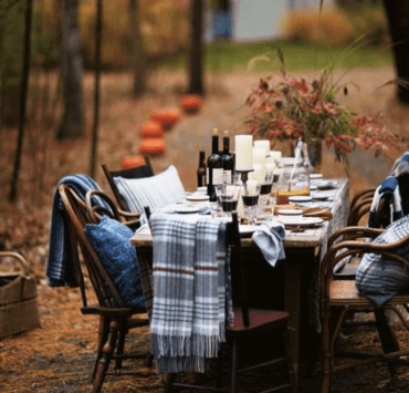 How To Throw The Perfect Autumn Dinner Party